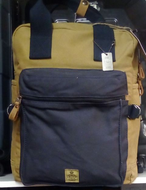 The Casual Bag and Backpack Rucksack